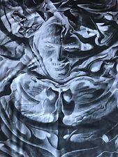 YMX YELLOWMAN Nightmare  Tattoo Graphic Shirt XXL XL  NWT