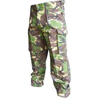 BRITISH ARMY COMBAT TROUSERS CADETS SOLDIER 95 PATT MILITARY ISSUE DPM MIX SIZED