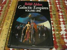 Galactic Empires Vol1 Edited by Brian Aldiss HC/DJ 1976