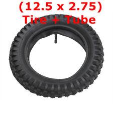 (12.5 x 2.75) Tire + Tube Mini Dirt Bike Tire 43cc 49cc Scooter 12 1/2 x 2.75