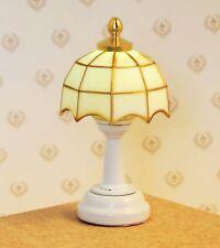 3v Tiffany Style LED Dolls House Miniatures 12th Scale Light DE333