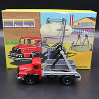 Atlas Dinky 805 Truck Unic Multibenne Marrel and tank Primagaz 1:43 Diecast Toys