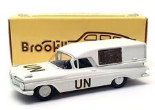 Brooklin Models 1/43 Scale BRK46 005A - Chevrolet El Camino UN - 1 of 500