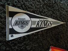 1989 Los Angeles Kings pennant fullsize banner *GRETZKY DAYS*