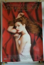 DANGEROUS BEAUTY Orig 1997 US DS One Sheet 27x40 Theater Poster Rolled