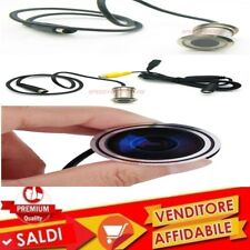 telecamera Spioncino Occhiello Casa Porta Blindata Digitale Visore LCD