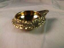 Diya Brass Oil Lamp Hindu Puja Aarti Religious Kuber Jyoti Antique