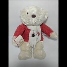 Hallmark Christmas Musical Plush Jingle Bear 14 Inches