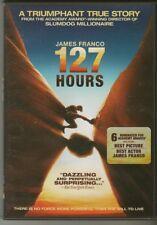127 Hours DVD James Franco Region 1 NTSC