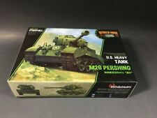 MENG WWT-010 U.S. Heavy Tank M26 Pershing [Q Edition]