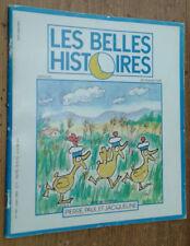Les Belles Histoires de Pomme d'Api n°186: Pierre, Paul et Jacqueline