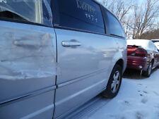 2008-2009-2010 DODGE CARAVAN LEFT REAR DOOR (DRIVER SIDE)