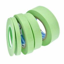 5 Pcs Green Model Masking Tape 18mmx 2mm/6mm/10mm/12mm/18mm Craft DIY Tools