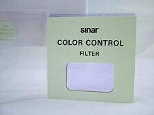 SINAR VIEW CAMERA 4X4 CC10B COLOR CONTROL FILTER (NEW)