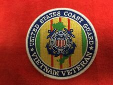 Us Coast Guard Vietnam Veteran Patch