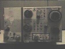 Tektronix 7L5 Spectrum Analyzer Plug-in 10hz - 5mhz option 12, .25 fb mod  !NR!