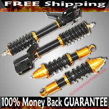 GOLD Coilover Suspension Kits fits 2002-2005 Acura RSX BaseLType-S Coupe 2D