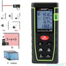 40M handheld LCD Digital Laser Distance Meter Range Finder Measure Diastimeter