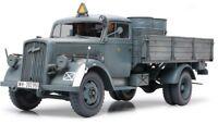 35291 Tamiya German 3Ton 4X2 Cargo Truck 1/35th Plastic Kit 1/35 Military