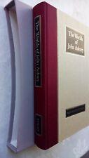 Richard Barber The Worlds Of John Aubrey 1St Folio 1988 Unread ! B/W Ills Photo