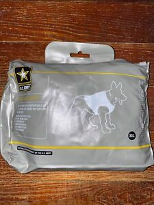 US ARMY Dog Cooling Vest Size XXL-Keeps Dog Cool Up To 6 Hrs Anti Microbial NEW!