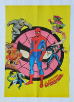 1975 Amazing Spider-man 22 1/2 by 15.5 Marvel Comics poster:Green Goblin/Morbius