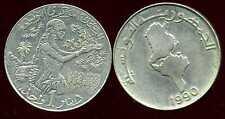 TUNISIE 1 dinar 1990