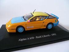 ALPINE A 610 - RAID LIBERTE de 1992 : ELIGOR ~  NEUF