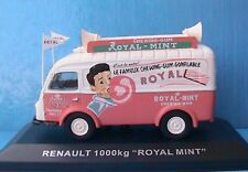 RENAULT 1000KG CHEWING GUM ROYAL MINT IXO ALTAYA 1/43