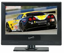 "Supersonic SC-1311 13.3 ""  720p LED TV 60Hz  AC / DC W/Car Adapter SC1311 NEW"