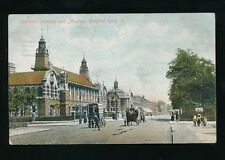 LONDON Essex Romford Rd Technical Inst and Museum Used 1904 PPC