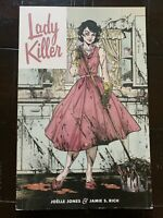 Lady Killer Vol. 1 by Joelle Jones & Jamie Rich, Dark Horse Graphic Novel TPB