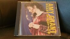 amy grant - heart in motion, CD 100% tested VG cond.