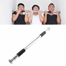Multi-Grip Chin-Up Pull-Up Bar Heavy Duty Doorway Trainer Home Gym Workout Home
