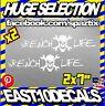 Wrench Life 7'' vinyl car sticker decal l buy 1 get 1 free mechanic honda jdm