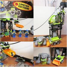 LEGO POWER MINERS Boite 8709 EDITION LIMITEE UCS