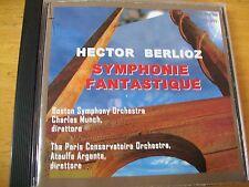 BERLIOZ SYMPHONYE FANTASTIQUE CD AUDIOPHILE SOUND