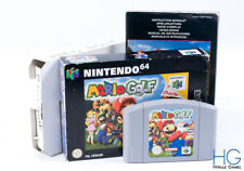Mario Golf Boxed - N64 Nintendo 64 Retro Game Cartridge PAL