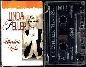 MC - Linda Feller - Überdosis Liebe - Ganz Und Gar, Mit Herz Und Seele, u.a.