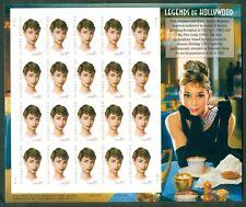 US #3786, 37¢ Audrey Hepburn, Sheet of 20 - self adhesive