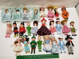 Mcdonalds Madame Alexander Happy Meal Toys Madame Alexander Dolls Lot of 26