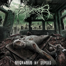 """EXHUMER """"Degraded by Sepsis"""" death metal CD"""