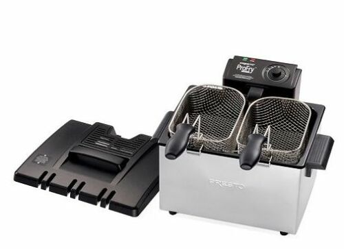 price 05466 Dual Deep Fryer Travelbon.us