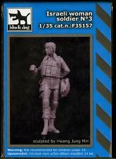 Blackdog Models 1/35 ISRAELI WOMAN SOLDIER Resin Figure #3