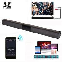 20W Wireless Column Soundbar Stereo Speaker TV Home Theater Sound Bar