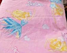Duvet cover,  housse de couette, BARBIE ballerine,  Mattel,  CTI, 1998
