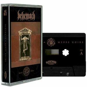 Behemoth - Messe Noire MC Black Tape  NEW SEALED POLISH RELEASE