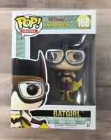 Funko POP Heroes ~ DC Comics Bombshells #168 ~ Batgirl F01