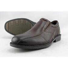 Scarpe classiche da uomo ciabatte indi marrone