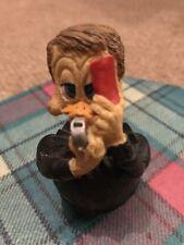 Eggbert Fowl Play  Malcolm Bowmer EG151 Collectible Ornament Referee Football